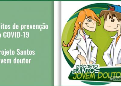 Vídeo de Prevenção: Kauã Barbosa, UME 28 de Fevereiro