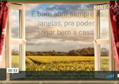 Vídeo de Prevenção: Matheus, da UME Dr. José da Costa e Silva Sobrinho